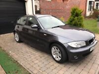 BMW 1 Series 1.6i 2006 like GOLF POLO CORSA FIESTA AUDI A3