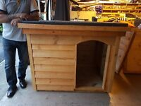*New Extra Large Dog Kennel, XL, House, Bed, Box, Run, Heavy Duty