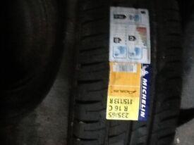 235/65/16 Michelin tyre new