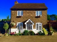 Stunning detached character cottage for sale in Harefield, London Borough of Hillingdon