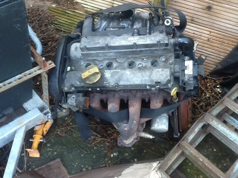 Vauxhall engine for sale 1.6 16 valves 1.6XE engine