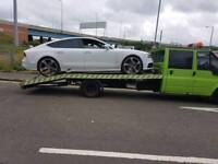 BREAKDOWN RECOVERY CAR STORAGE JUMP START ACCIDENTS CLAIMS RECOVERY'S start from £30