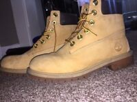Genuine Women's Timberlands Size 4