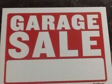 Garage sale Saturday 7th Sunday 8th May Forrest Field Forrestfield Kalamunda Area Preview