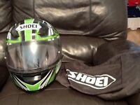 Shoei helmet size small 55---56