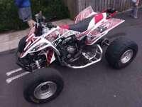 Yamaha R1 quad super quad proffesional build by pipeworkz