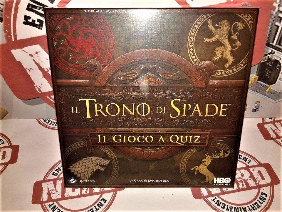 Il Trono di Spade - Gioco a Quiz [Nuovo] ITALIANO!!!