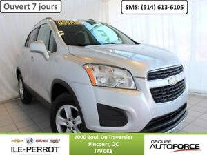 2014 CHEVROLET TRAX AWD LT, COMMANDES VOCALE, USB