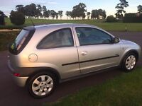 Vauxall Corsa SXi **AUTOMATIC** **LOW MILEAGE FOR YEAR**
