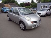 2003/53 Nissan Micra 1.2S - Low Mileage - Clean Car with 12 Months MOT