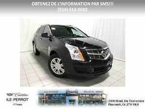 2012 Cadillac SRX AWD, LUXURY, ULTRA VIEW TOIT