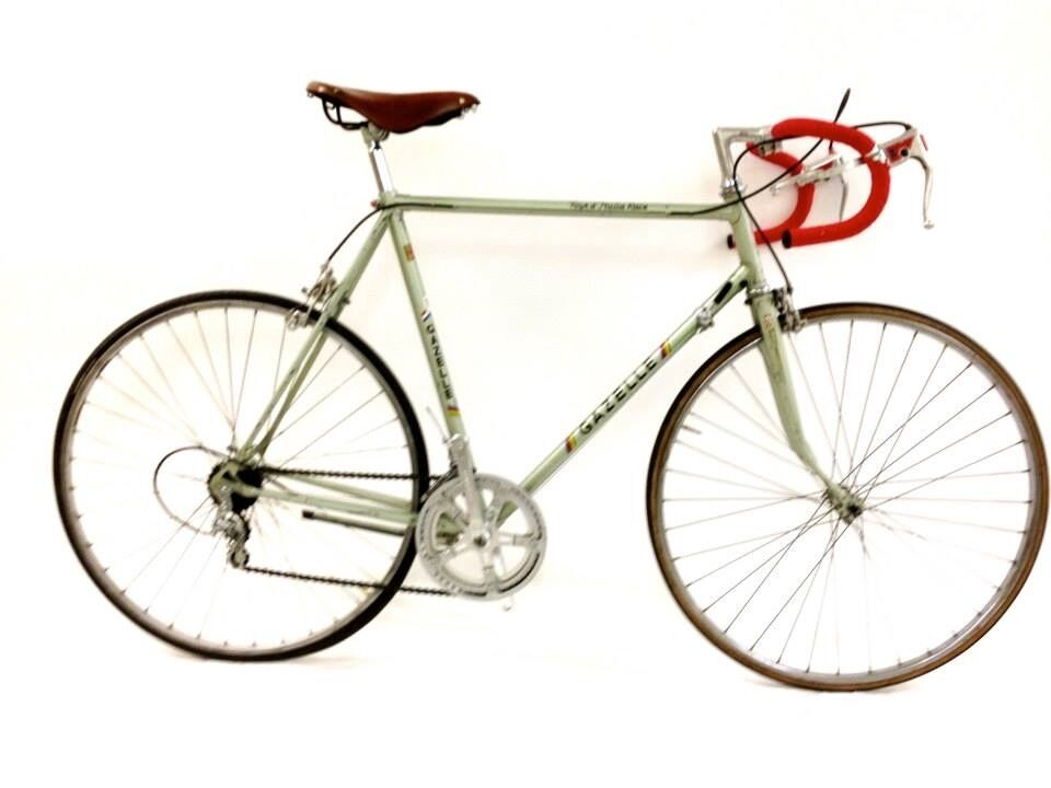 Vintage bikes classic frames Moser, Calude Butler, Dawes, Holdworth ...