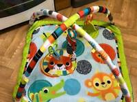 Baby play mat in good condition