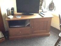 Pine TV Cupboard