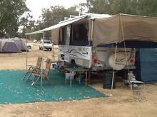 Jayco 2007 Flamingo OFF ROAD Campervan + many extras E/Malvern Malvern East Stonnington Area Preview