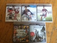 Trading these games for others