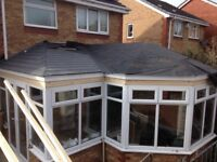 Warm roof extensions special offers
