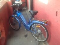 Electric bike in great condition