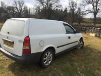 2004 ASTRA VAN D.I.E.S.E.L. MOTS' DEC & TAXED ,160K, DRIVES SUPERB ,READY FOR WORK