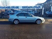 DONT MISS OUT.....BARGAIN!!! VOLVO S40 SPORT, 7 MONTHS MOT, ONLY 53000 GENUINE MILES!!!! NOW £795