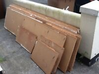 Loft boards free to a good home