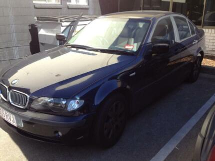 BMW E46 318I LATE SEDAN. FOR WRECKING IN QUEENSLAND Acacia Ridge Brisbane South West Preview