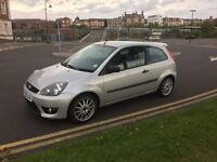 2006 FORD FIESTA ZETEC S SILVER 12 MONTHS GREAT CONDITION VERY RELIABLE CAR