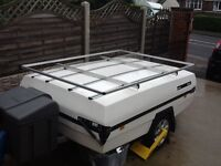 Camplet Trailer Tent Cargo Luggage Rack Bespoke NEW