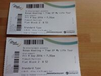 RONAN KEATING - THE TIME OF MY LIFE TOUR
