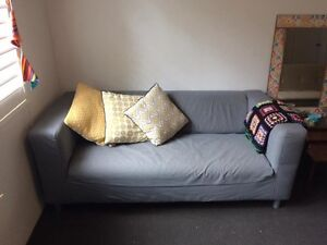 2 seater IKEA couch for sale! Gladesville Ryde Area Preview