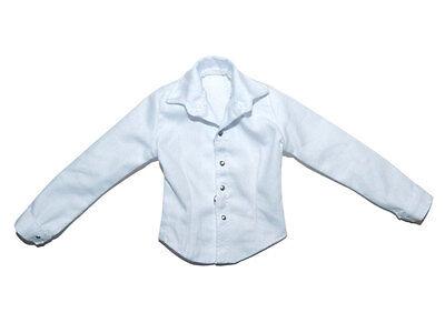 1 6 Scale Phicen  Hot Toys  Kumik   Nouveau Toys   Female Basic White Shirt