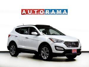 2014 Hyundai Santa Fe SPORT PKG BACKUP CAM LEATHER SUNROOF 4WD