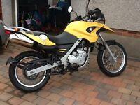 2004 bmw f650 gs