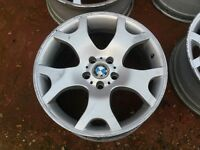 19 inch Bmw X5 Tiger Claw Alloy Wheels (fit the following - e36,e46,330,Mv2,M3,e53,e60,e39,bbs,split