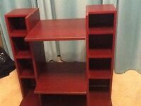 Solid wood Display unit ** ONLY £5 ***