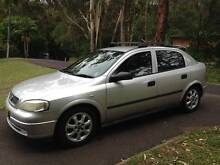 2005 Holden Astra Hatchback Empire Bay Gosford Area Preview