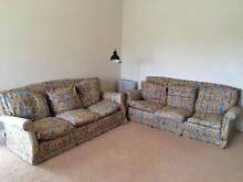 FREE Couches - 2 x 3 seater Darling Point Eastern Suburbs Preview