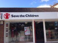 Charity Shop Volunteer (Unpaid) - Bearsden
