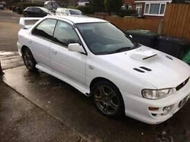 Subaru impreza turbo swaps or px