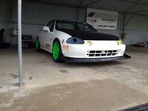 Import Honda eg2 SIR Crx kswapped race car North Bondi Eastern Suburbs Preview