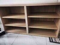 Ikea shelf/TV Stand