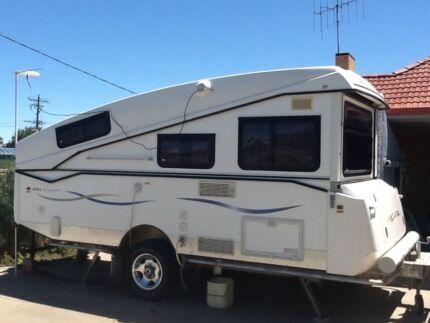 2009 Eco Tourer Caravan/Camper Trailer