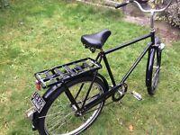 Kronan men's city bike - cheap!