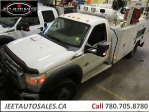 2011 Ford F-550 XLT 4X4 Service truck