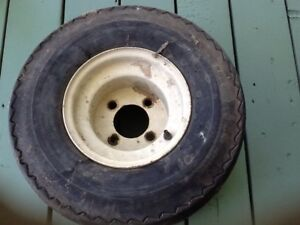 4 golf cart tire with rim 18 X 8.50-8NHS