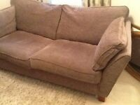 M&S small three seater settee
