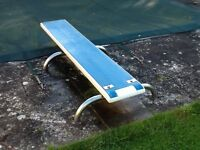 U-Frame Diving Board For Sale - 6 Feet Long