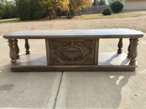 Rustic Coffee Table or TV Stand