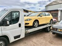 Car Breakdown Recovery Vehicle Collection Delivery Towing Tow Truck Service Copart