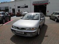 Nissan Almera Premium, 1998/S Registration, Manual, With A/C........ £350